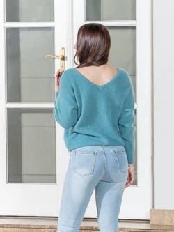 Sweter Palermo z dodatkiem wełny